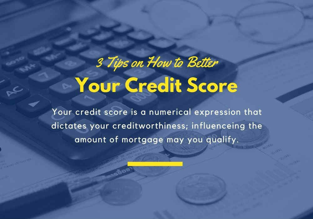 3 Tips on How to Better Your Credit Score in Red Deer, Alberta