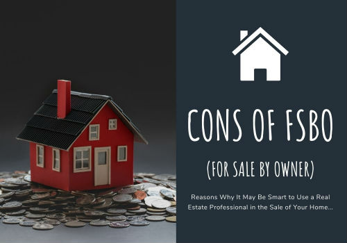 Cons of For Sale By Owner (FSBO) in Red Deer, Alberta