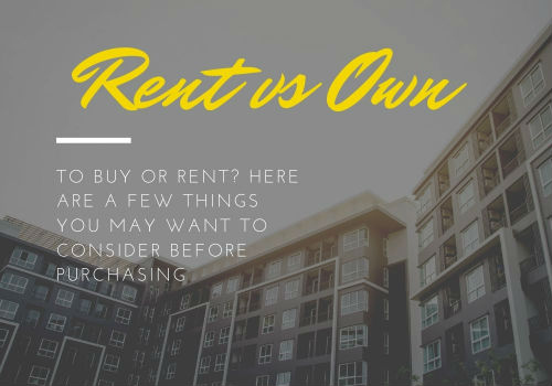Renting Versus Buying a Home in Red Deer, Alberta